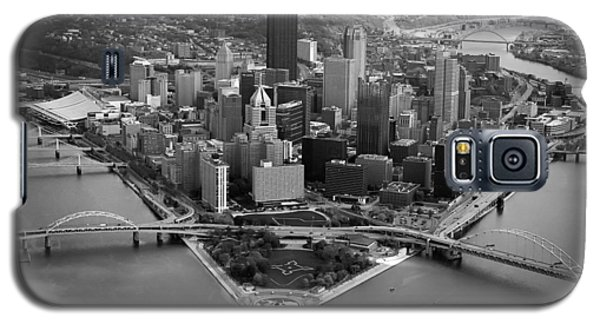 Pittsburgh 8 Galaxy S5 Case