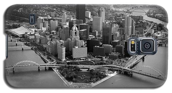 Pittsburgh 8 Galaxy S5 Case