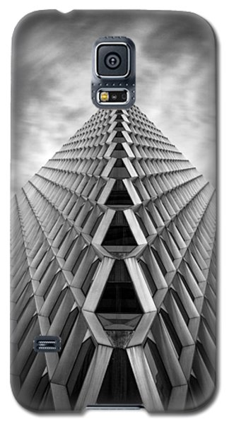 Pittsburgh Architecture  3bw Galaxy S5 Case by Emmanuel Panagiotakis