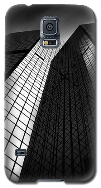 Pittsburgh Architecture75bw Galaxy S5 Case