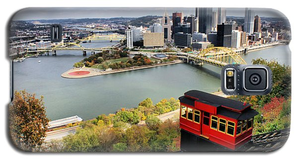 Pittsburgh From Incline Galaxy S5 Case