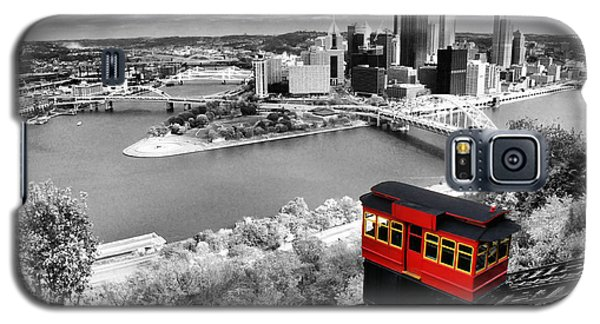 Pittsburgh From The Incline Galaxy S5 Case