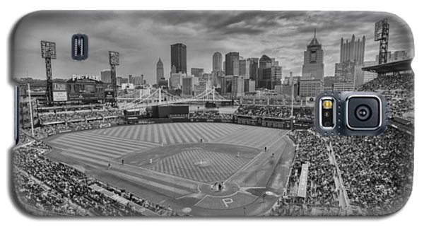 Pittsburgh Pirates Pnc Park Bw X1 Galaxy S5 Case