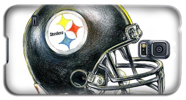 Pittsburgh Steelers Helmet Galaxy S5 Case