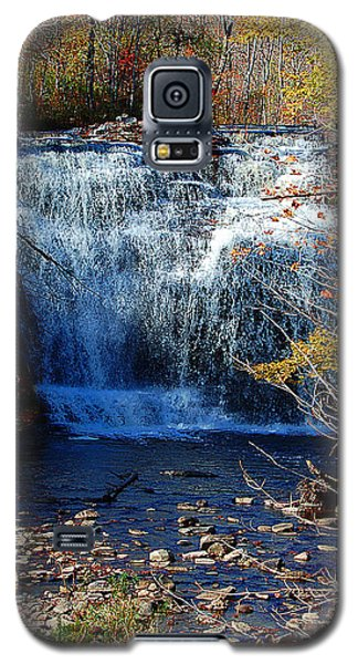 Galaxy S5 Case featuring the photograph Pixley Falls State Park by Diane E Berry