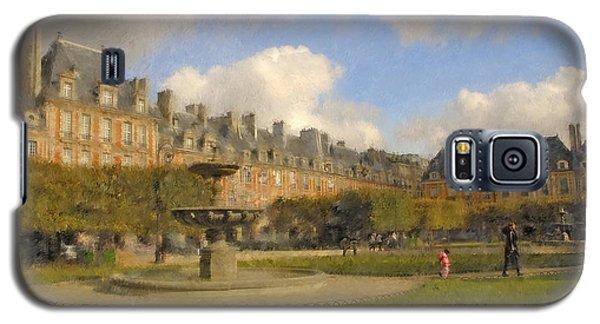 Place Des Vosges Galaxy S5 Case