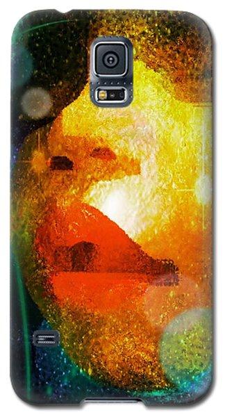 Placid Galaxy S5 Case by Iowan Stone-Flowers