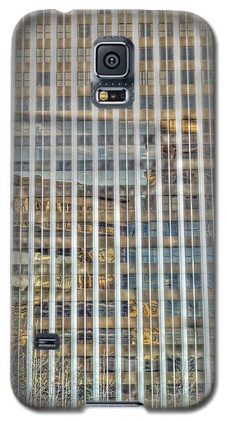 Plaid Light In La Galaxy S5 Case
