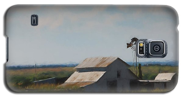 Plains Painted Barn Galaxy S5 Case