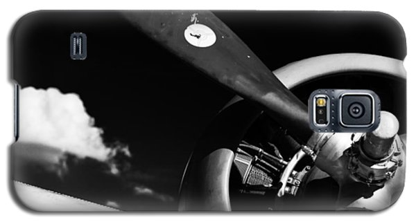 Galaxy S5 Case featuring the photograph Plane Portrait 1 by Ryan Weddle