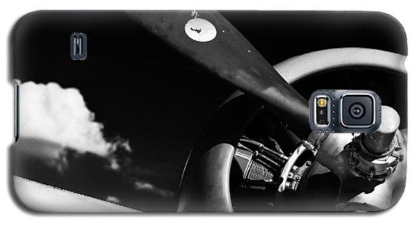 Plane Portrait 1 Galaxy S5 Case by Ryan Weddle