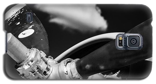 Galaxy S5 Case featuring the photograph Plane Portrait 2 by Ryan Weddle