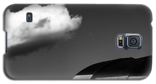 Galaxy S5 Case featuring the photograph Plane Portrait 3 by Ryan Weddle