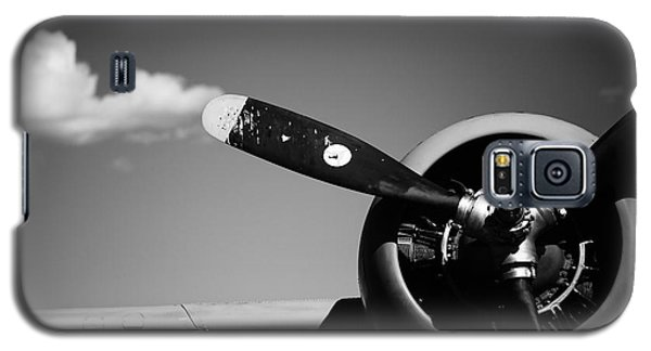 Galaxy S5 Case featuring the photograph Plane Portrait 4 by Ryan Weddle