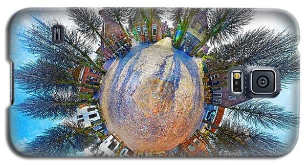 Planet Bourtange Galaxy S5 Case