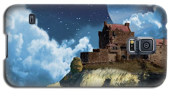 Planet Castle Galaxy S5 Case
