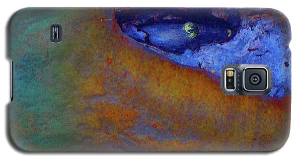 Planet Earth Galaxy S5 Case