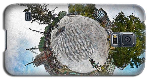 Planet Gelderseplein Rotterdam Galaxy S5 Case