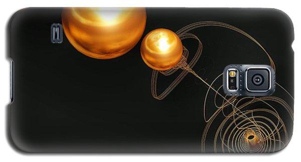 Planet Maker Galaxy S5 Case