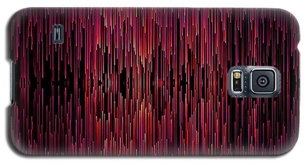 Planet Pixel Carnival Dreams Galaxy S5 Case