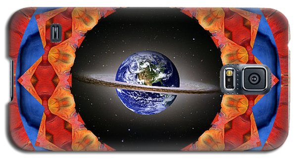 Galaxy S5 Case featuring the photograph Planet Shift by Bell And Todd
