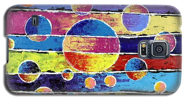 Planet System Galaxy S5 Case by Jeremy Aiyadurai