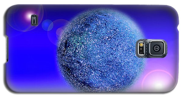 Galaxy S5 Case featuring the photograph Planet by Tatsuya Atarashi