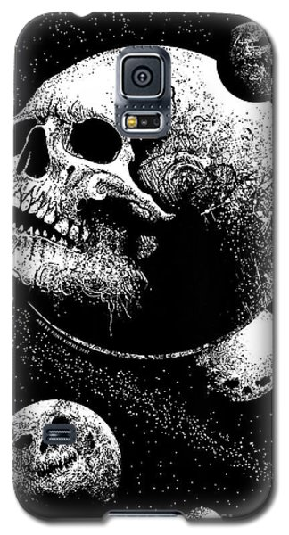 Planetary Decay Galaxy S5 Case