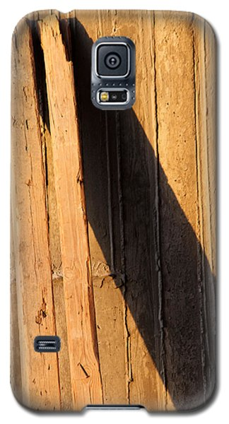 Galaxy S5 Case featuring the photograph Plank Rest  by Jez C Self