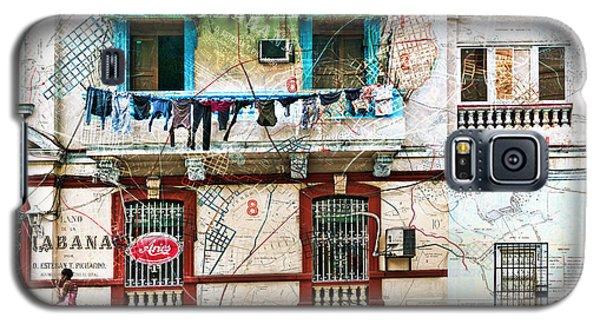 Plano De La Habana Galaxy S5 Case