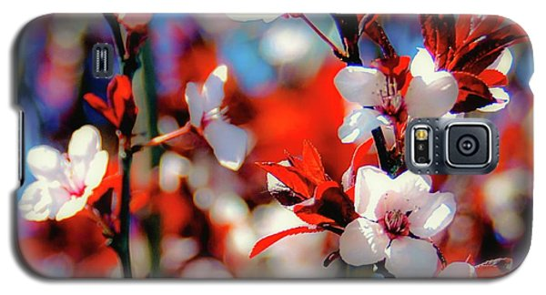 Plants And Flowers Galaxy S5 Case
