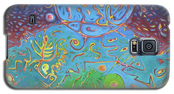 Plasma Galaxy S5 Case