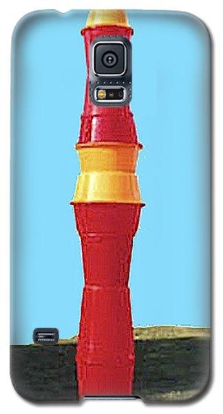 Plastic Column #1 Galaxy S5 Case