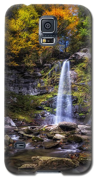 Galaxy S5 Case featuring the photograph Plattekill Falls by Mark Papke