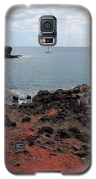 Canary Galaxy S5 Case - Playa Blanca - Lanzarote by Cambion Art