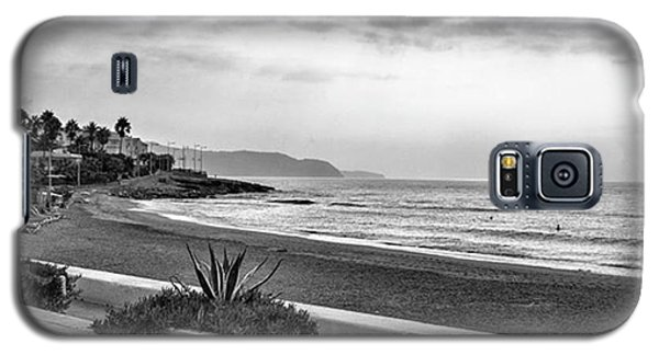 Playa Burriana, Nerja Galaxy S5 Case by John Edwards