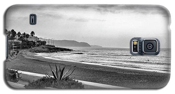 Galaxy S5 Case - Playa Burriana, Nerja by John Edwards