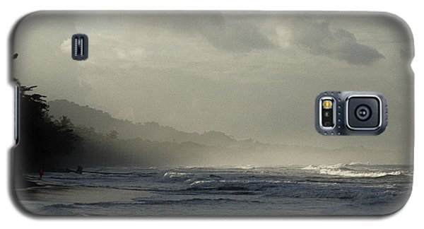 Playa Negra Beach At Sunset In Costa Rica Galaxy S5 Case