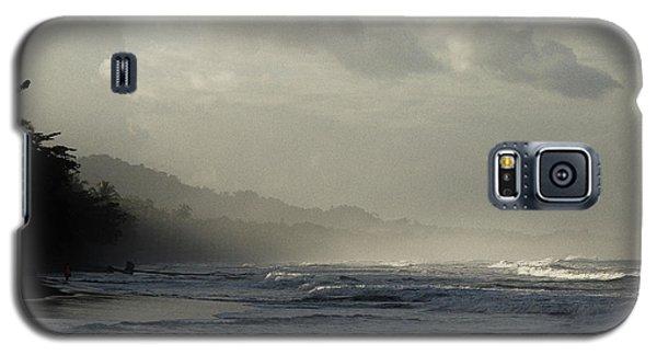 Playa Negra Beach At Sunset In Costa Rica Galaxy S5 Case