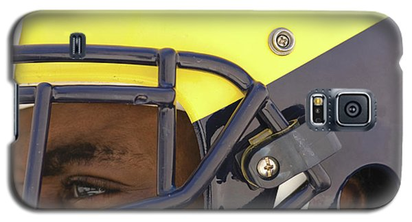 Player In Winged Helmet Galaxy S5 Case