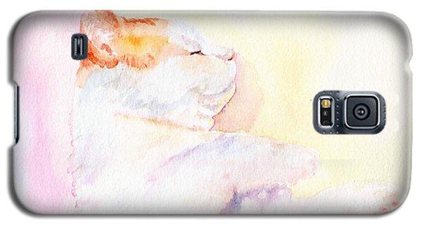 Playful Cat Iv Galaxy S5 Case