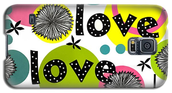 Playful Love Galaxy S5 Case