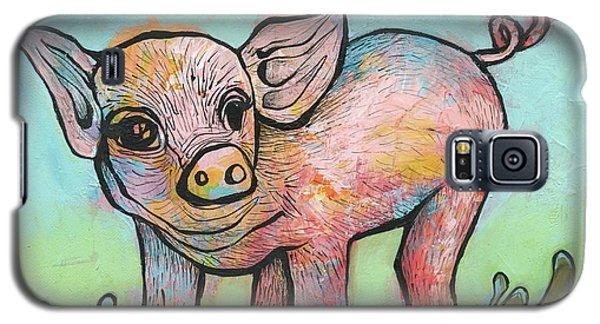 Playful Piglet Galaxy S5 Case