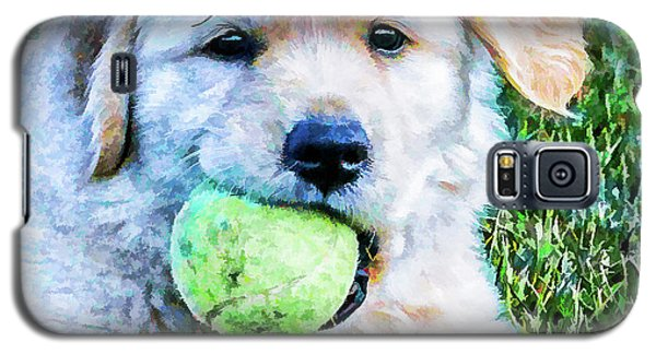 Playful Pup Galaxy S5 Case