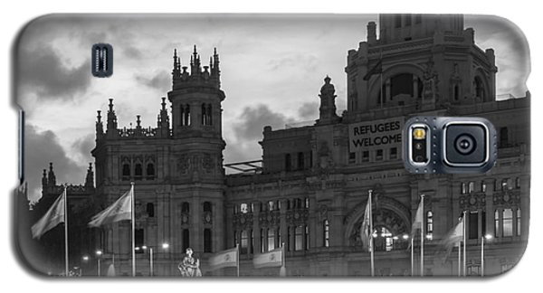 Plaza De Cibeles Fountain Madrid Spain Galaxy S5 Case