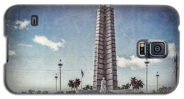 Plaza De La Revolucion Galaxy S5 Case