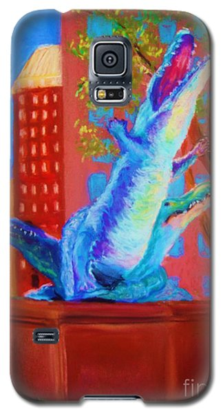 Plaza Galaxy S5 Case