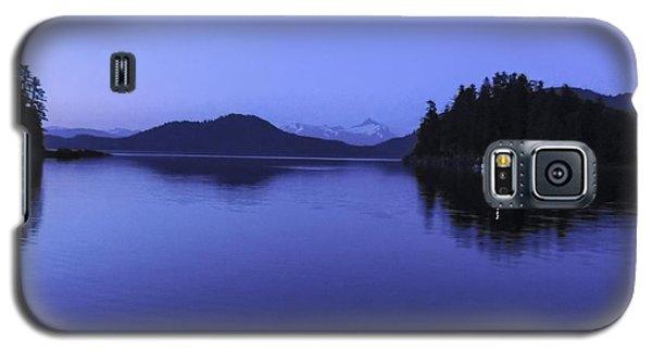 Pleasant Bay At Dusk Galaxy S5 Case
