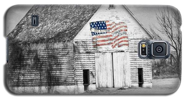 Pledge Of Allegiance Crib Galaxy S5 Case by Kathy M Krause