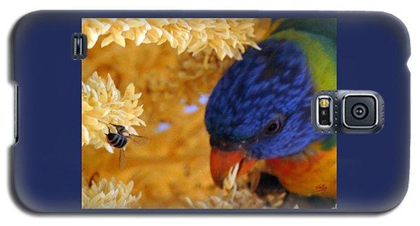 Plenty Galaxy S5 Case by Linda Hollis